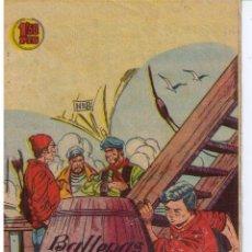 BDs: EL PEQUEÑO GRUMETE (¿BERNABEU?) Nº 8. Lote 17602516