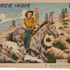 Tebeos: TIM 7 TIROS.¿BERNABEU?. ALIANZA INDIA. Lote 26579515