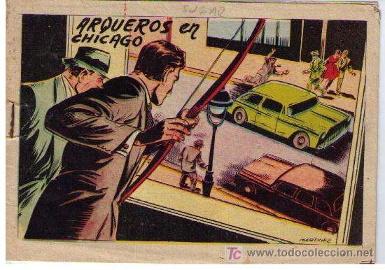 SUGAR. ¿BERNABEU? Nº 24, ARQUEROS EN CHICAGO (Tebeos y Comics - Bernabeu)