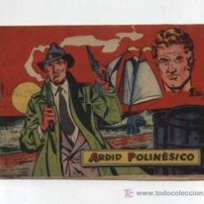 Tebeos: ARDID POLINÉSICO. BERNABER 1964. Lote 21973797