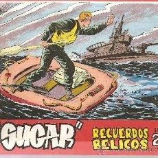 Tebeos: SUGAR AGENTE SECRETO Nº 5 BERNABEU 1964. Lote 26462339