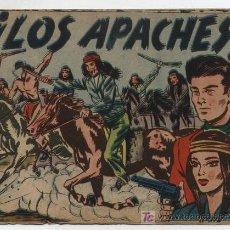 Tebeos: LOS APACHES. EDIT. BERNABEU? 1964.. Lote 18335171