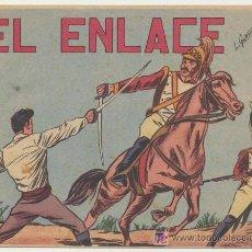 Tebeos: EL ENLACE. BERNABEU. 1964.. Lote 18562436