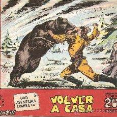 Tebeos: TIM 7 TIROS VOLVER A CASA BERNABEU 1964. Lote 26462347