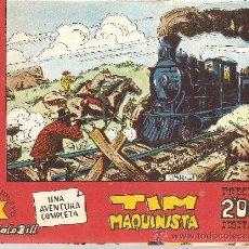 Tebeos: TIM 7 TIROS Nº 75 BERNABEU 1964. Lote 23231111