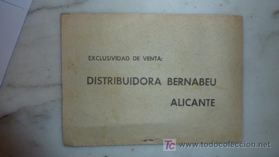 Tebeos: Comic titulado Fuego a Bordo. 40s-50s. Num 13. Distribuidora Bernabeu de Alicante. Antiguo. - Foto 2 - 23835926