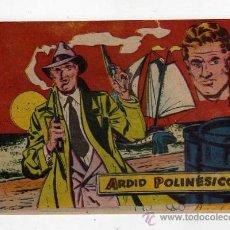 Tebeos: (M-0) ARDID POLINESICO NUM. ? - DISTRIBUIDORA BERNABEU, ALICANTE, SEÑALES DE USO. Lote 23083274