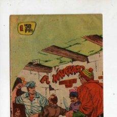 Tebeos: (M-0) EL NAUFRAGO NUM. 7 - DISTRIBUIDORA BERNABEU, ALICANTE, SEÑALES DE . Lote 23083275