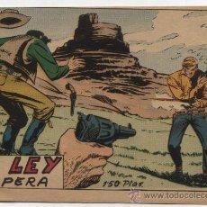 Tebeos: LA LEY IMPERA. Nº 53,. Lote 26591941
