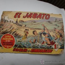 Tebeos: JABATO Nº 44 ORIGINAL . Lote 30035855