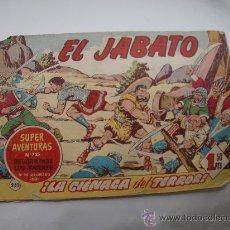 Tebeos: JABATO Nº 233 ORIGINAL . Lote 30035916