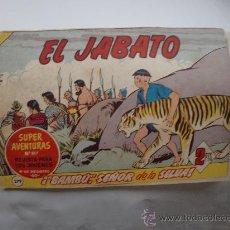Tebeos: JABATO Nº 279 ORIGINAL . Lote 30035985