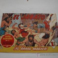 Tebeos: JABATO Nº 101 ORIGINAL LOT E . Lote 30039018