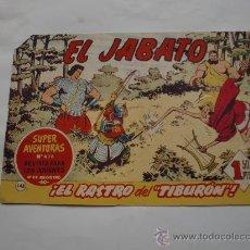 Tebeos: JABATO Nº 148 ORIGINAL LOT E . Lote 30039039