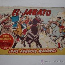 Tebeos: JABATO Nº 149 ORIGINAL LOT E . Lote 30039047