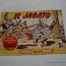 Tebeos: JABATO Nº 194 ORIGINAL LOT E . Lote 30039131