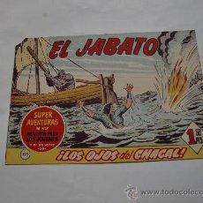 Tebeos: JABATO Nº 195 ORIGINAL LOT E . Lote 30039137