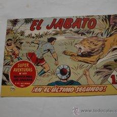 Tebeos: JABATO Nº 196 ORIGINAL LOT E . Lote 30039144