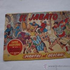 Tebeos: JABATO Nº 98 ORIGINAL LOT E . Lote 30040216