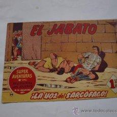 Tebeos: JABATO Nº 88 ORIGINAL LOT E . Lote 30040232