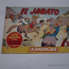Tebeos: JABATO Nº 82 ORIGINAL LOT E . Lote 30040245