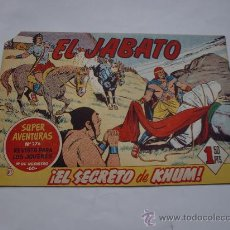 Tebeos: JABATO Nº 81 ORIGINAL LOT E . Lote 30040254