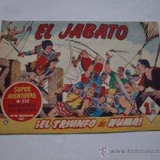 Tebeos: JABATO Nº 79 ORIGINAL LOT E . Lote 30040274