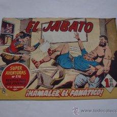 Tebeos: JABATO Nº 78 ORIGINAL LOT E . Lote 30040288