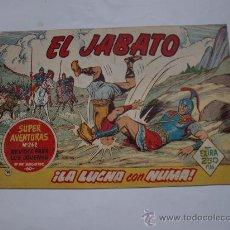 Tebeos: JABATO Nº 74 ORIGINAL LOT E . Lote 30040331