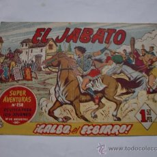 Tebeos: JABATO Nº 72 ORIGINAL LOT E . Lote 30040345
