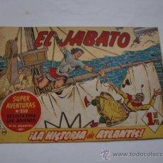 Tebeos: JABATO Nº 68 ORIGINAL LOT E . Lote 30040394