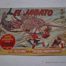 Tebeos: JABATO Nº 66 ORIGINAL LOT E . Lote 30040407