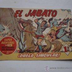 Tebeos: JABATO Nº 61 ORIGINAL LOT E . Lote 30040456
