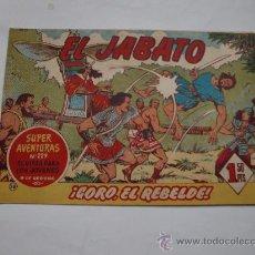 Tebeos: JABATO Nº 58 ORIGINAL LOT E . Lote 30040512