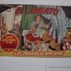 Tebeos: JABATO Nº 55 ORIGINAL LOT E . Lote 30040517