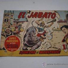 Tebeos: JABATO Nº 48 ORIGINAL LOT E . Lote 30041896