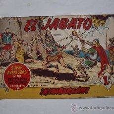 Tebeos: JABATO Nº 42 ORIGINAL LOT E . Lote 30042093