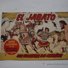 Tebeos: JABATO Nº 38 ORIGINAL LOT E . Lote 30042334