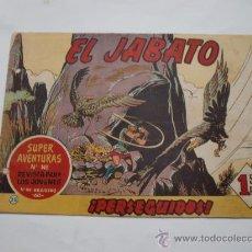 Tebeos: JABATO Nº 28 ORIGINAL LOT E . Lote 30042538