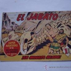 Tebeos: JABATO Nº 25 ORIGINAL LOT E . Lote 30042591
