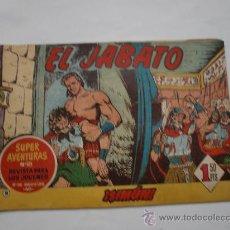 Tebeos: JABATO Nº 18 ORIGINAL LOT E . Lote 30042666
