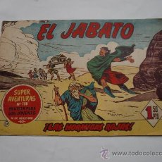 Tebeos: JABATO Nº 17 ORIGINAL LOT E . Lote 30042702