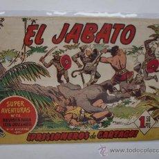 BDs: JABATO Nº 16 ORIGINAL LOT E . Lote 30042741