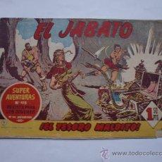 Tebeos: JABATO Nº 11 ORIGINAL LOT E . Lote 30042793