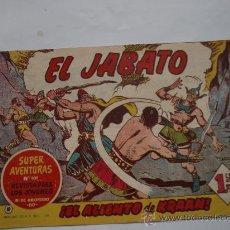 BDs: JABATO Nº 10 ORIGINAL LOT E . Lote 30042826
