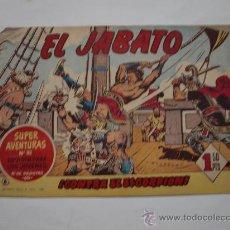 Tebeos: JABATO Nº 8 ORIGINAL LOT E . Lote 30042862