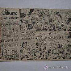 Tebeos: JABATO Nº 2 ORIGINAL LOT E . Lote 30042895