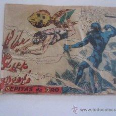 BDs: PEPITAS DE ORO - ED.BERNABEU - ORIGINAL. Lote 33087127