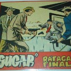 Tebeos: SUGAR Nº RAFAGA FINAL- BERNABEU 1964 Nº 15 - 15X21 - ORIGINAL. Lote 38991571