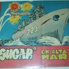 Tebeos: SUGAR Nº EN ALTA MARL -BERNABEU 1964- Nº 34 - 15X21 - ORIGINAL. Lote 38991629